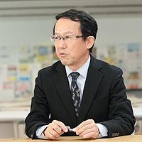 田中 秀穂 教授 工学マネジメント研究科長