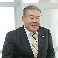 西河 洋一 さん 2009年3月修了 飯田グループホールディングス株式会社 代表取締役社長