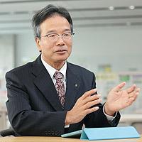 長谷川 豊 さん(2011年3月修了) ヤマハ(株) 上席執行役員