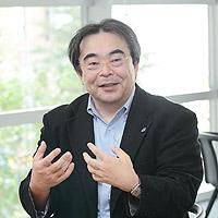 阿部 剛士 さん(2007年3月修了) インテル(株) 取締役兼副社長執行役員